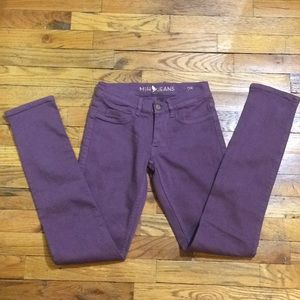 MiH the Vienna Jean super skinny size 25
